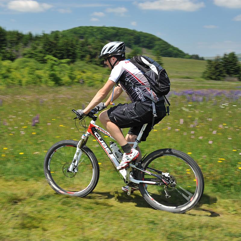 Rhön Camping-Park – Freizeitangebot Mountainbiking