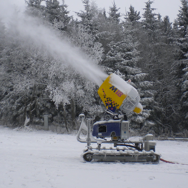 Rhön Camping-Park – Skiparadies Schneekanone